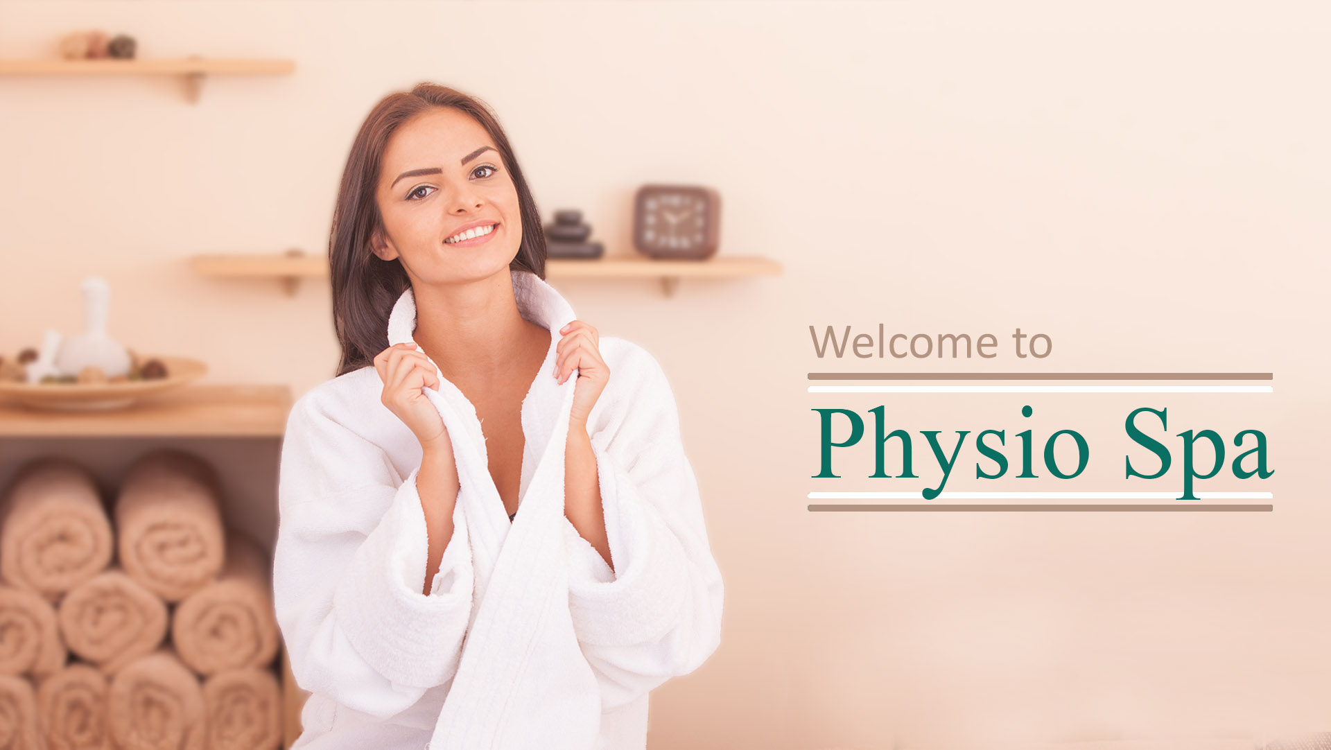 physio spa slider image